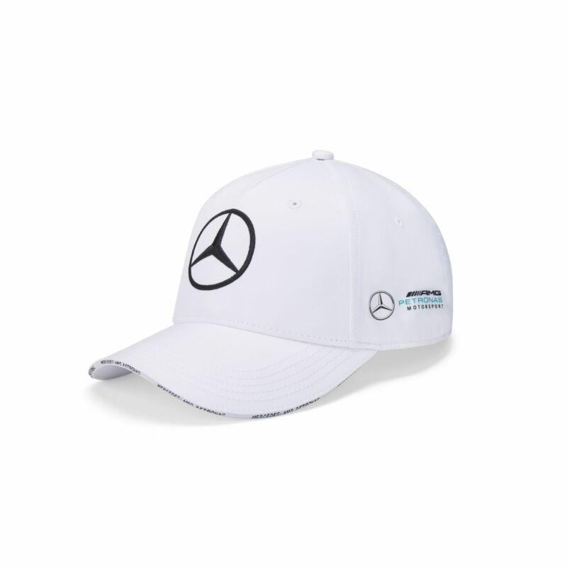 Mercedes AMG Petronas sapka - Team White