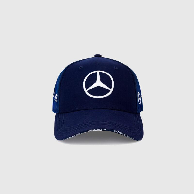 Mercedes AMG Petronas sapka - Driver Bottas Duocolor