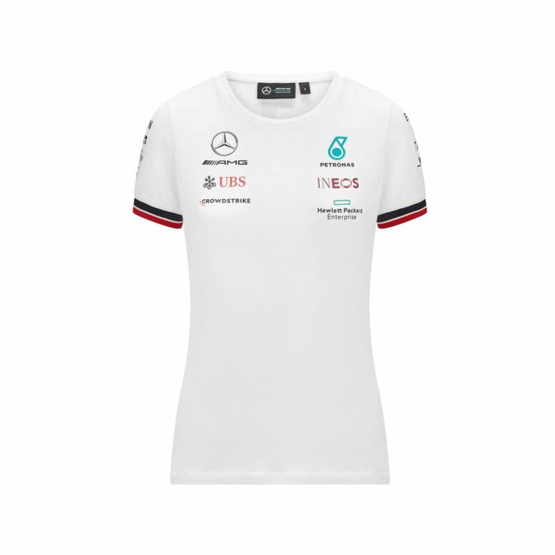 Mercedes AMG Petronas top - Team White