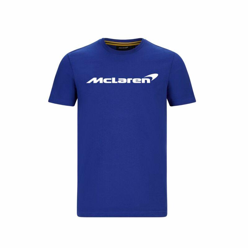 McLaren póló - Essential kék