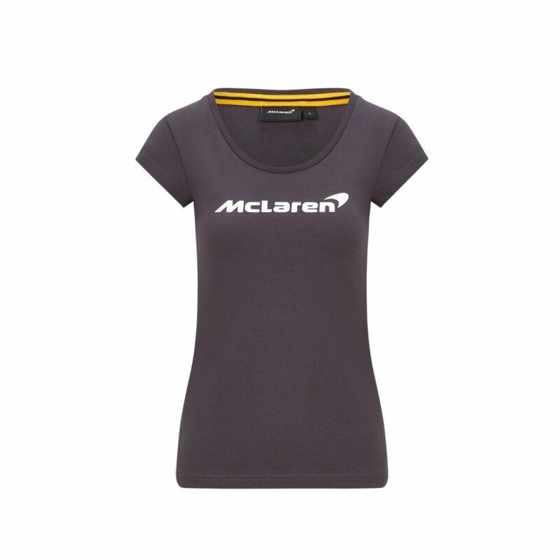McLaren top - Essential szürke