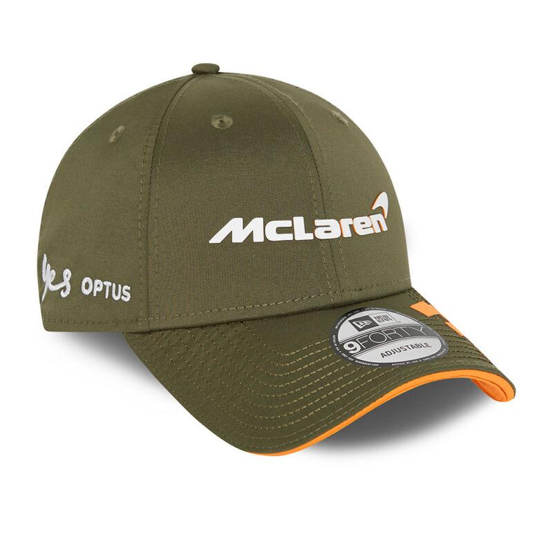 McLaren sapka - Driver Daniel Ricciardo zöld