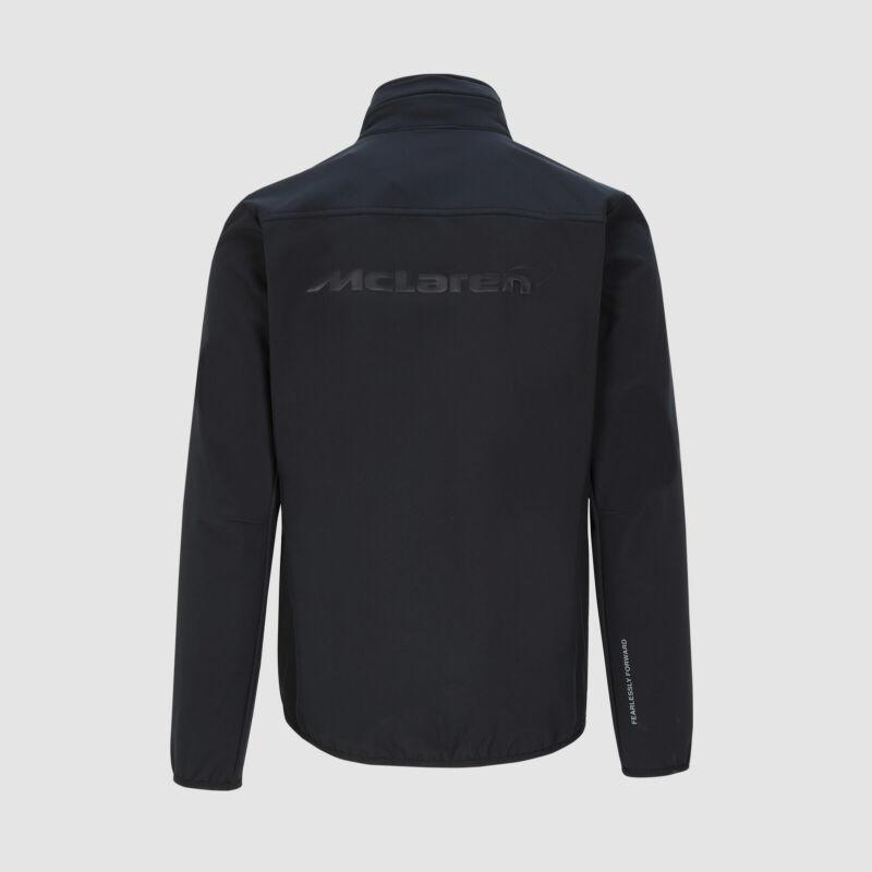 McLaren softshell - Team Logo