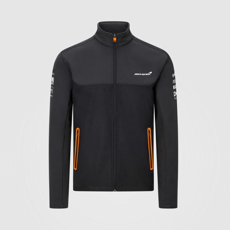 McLaren softshell pulóver - Team
