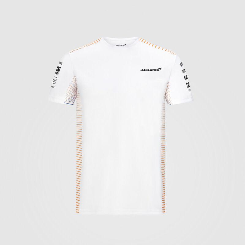 McLaren póló - Team White