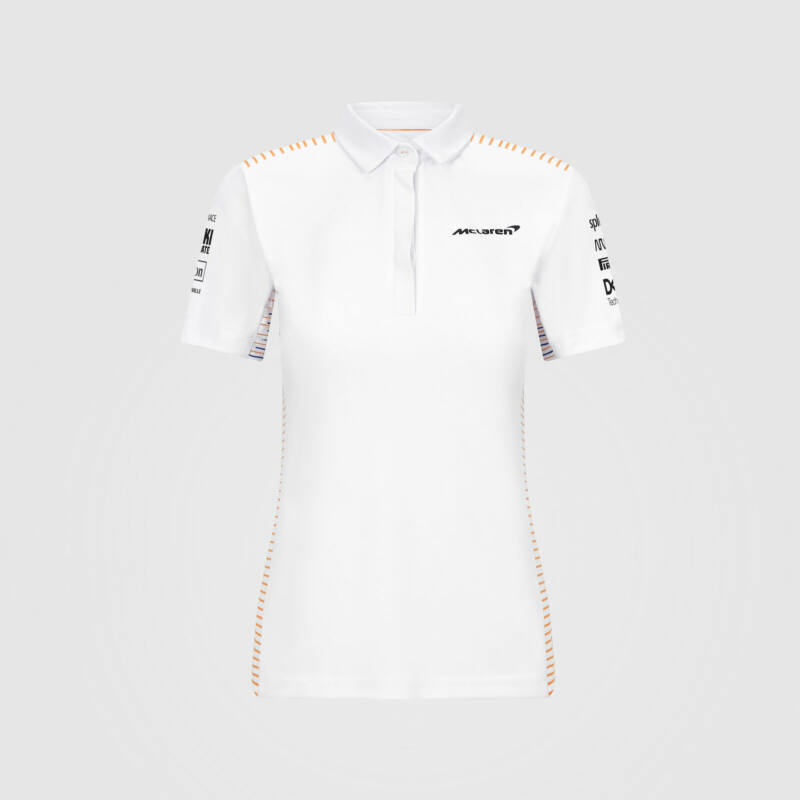 McLaren női galléros póló - Team