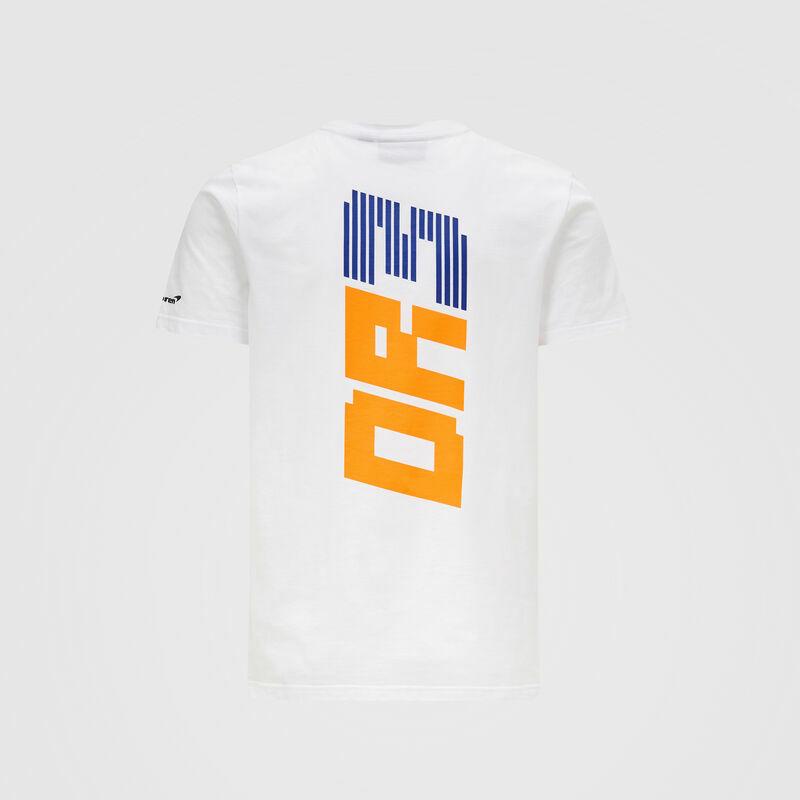 McLaren póló - DR 3 fehér