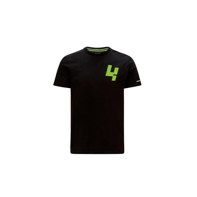 McLaren póló - LN 4 fekete