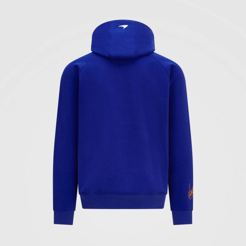 McLaren pulóver - LN 4 kék