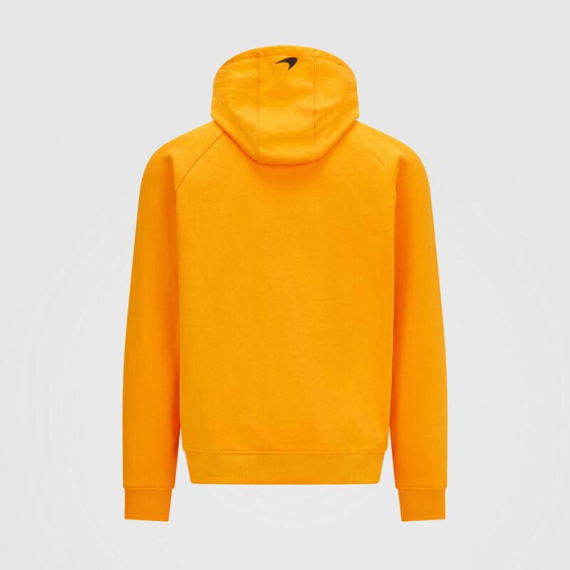 McLaren pulóver - No. 3 narancssárga