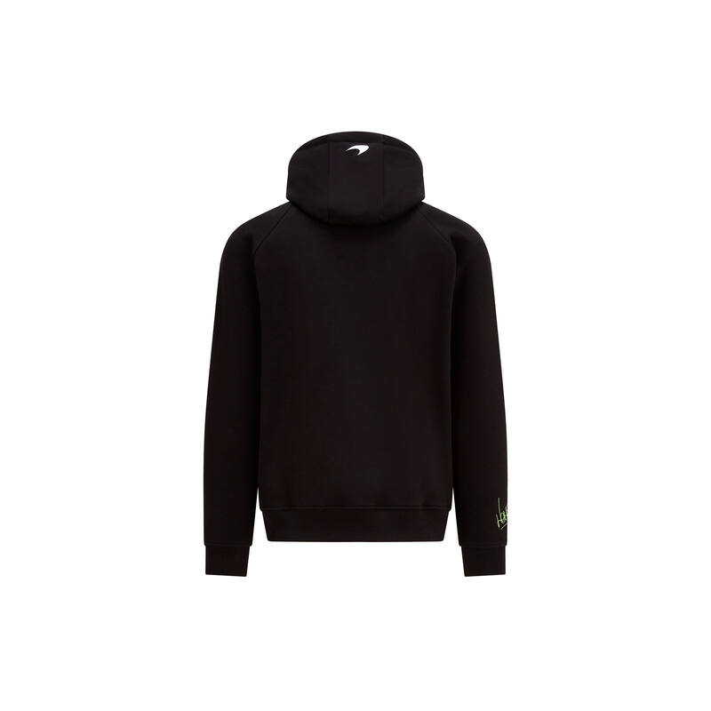 McLaren pulóver - LN 4 fekete