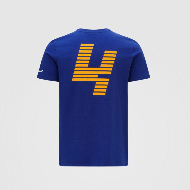 McLaren póló - LN 4 kék