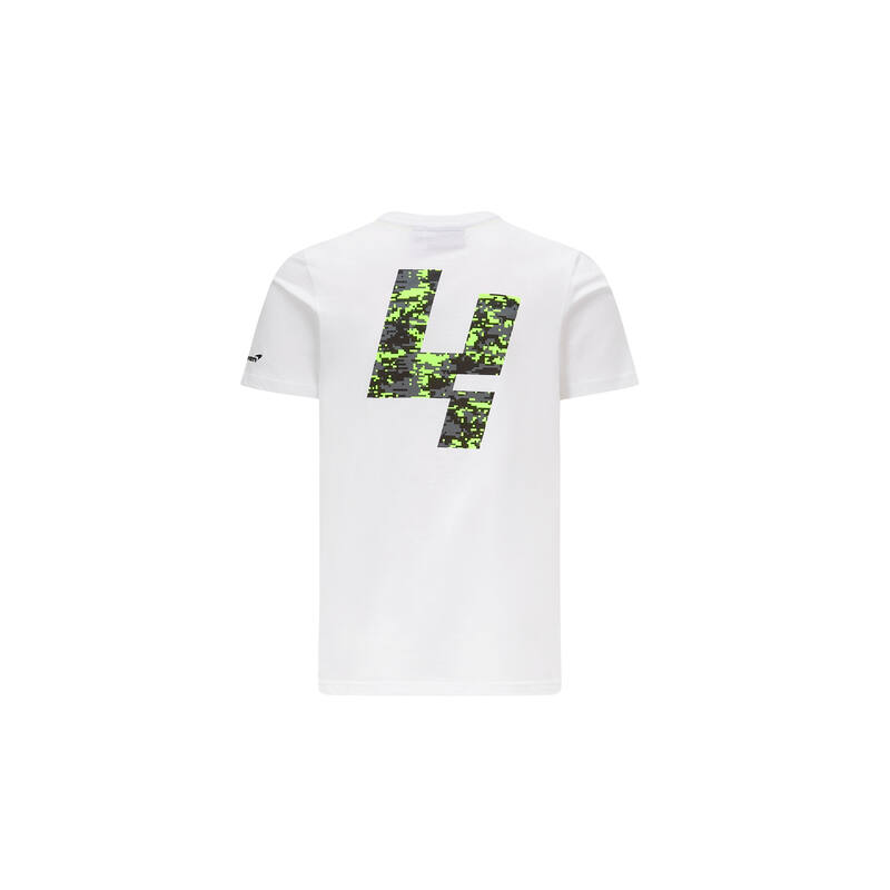 McLaren póló - LN 4 fehér