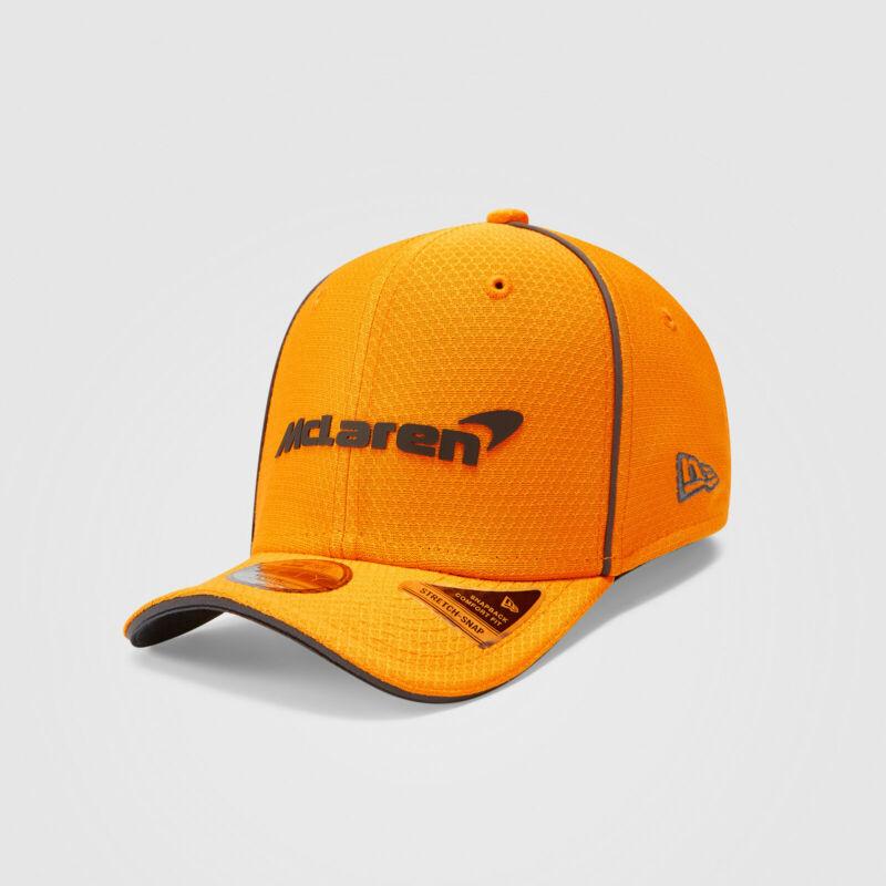 McLaren gyerek sapka - Team narancssárga