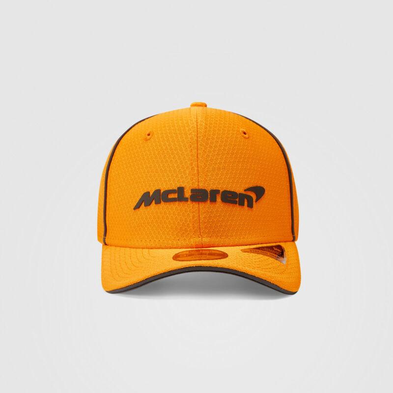 McLaren sapka - Team narancssárga