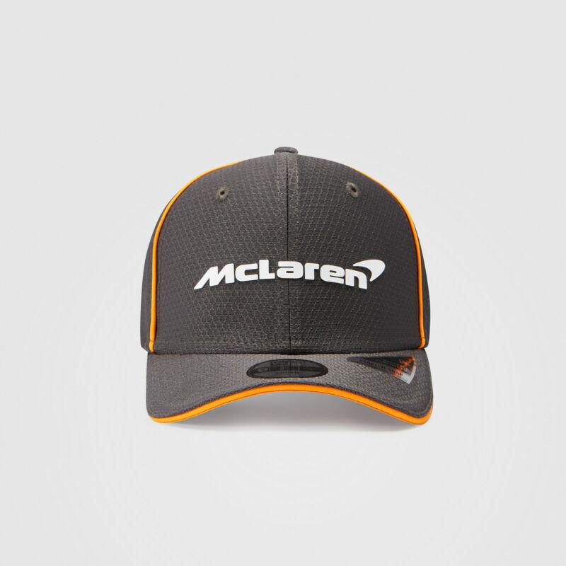 McLaren sapka - Team fekete