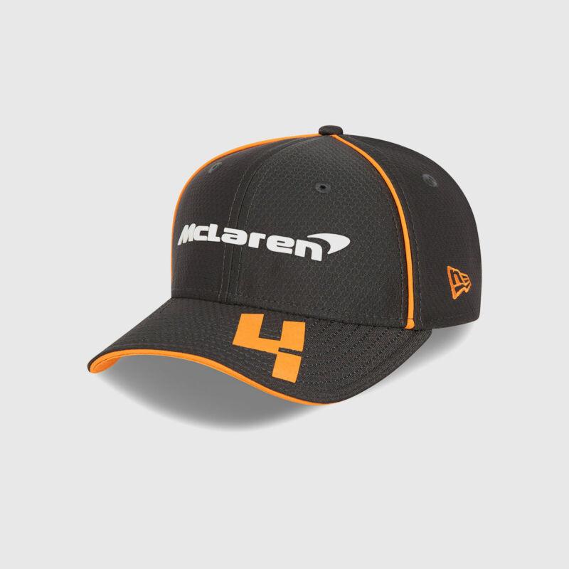 McLaren gyerek sapka - Driver Lando Norris fekete