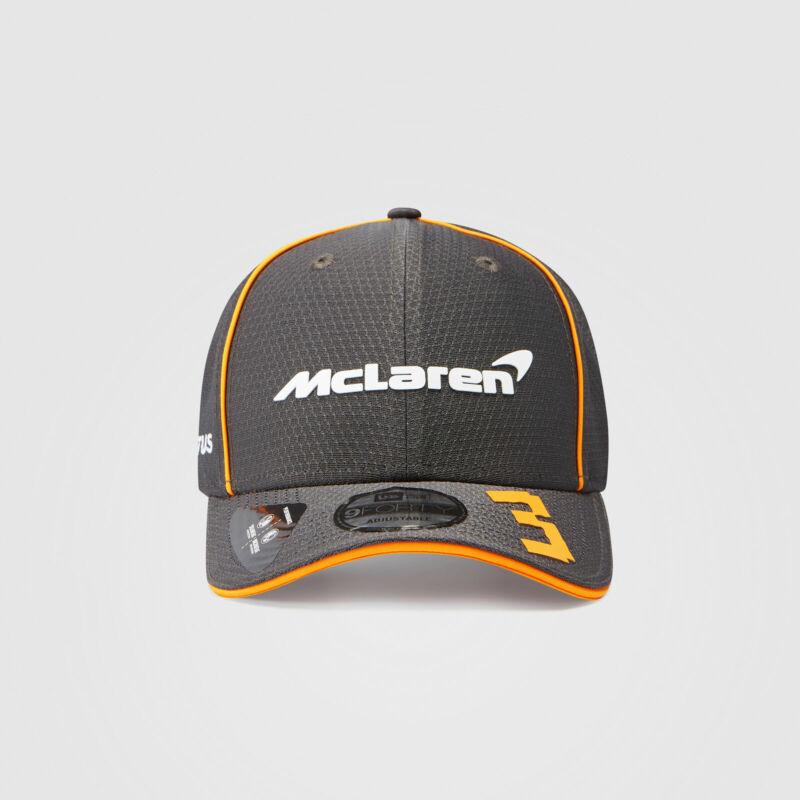 McLaren gyerek sapka - Driver Daniel Ricciardo fekete