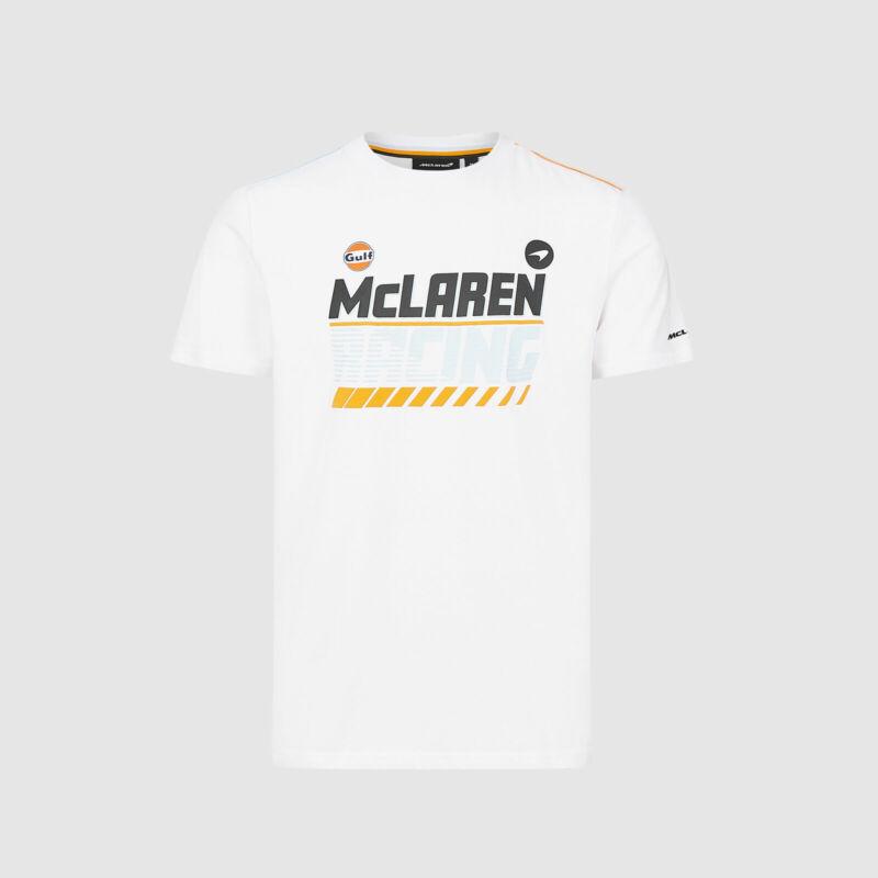 McLaren póló - Gulf Graphic Limited Edition