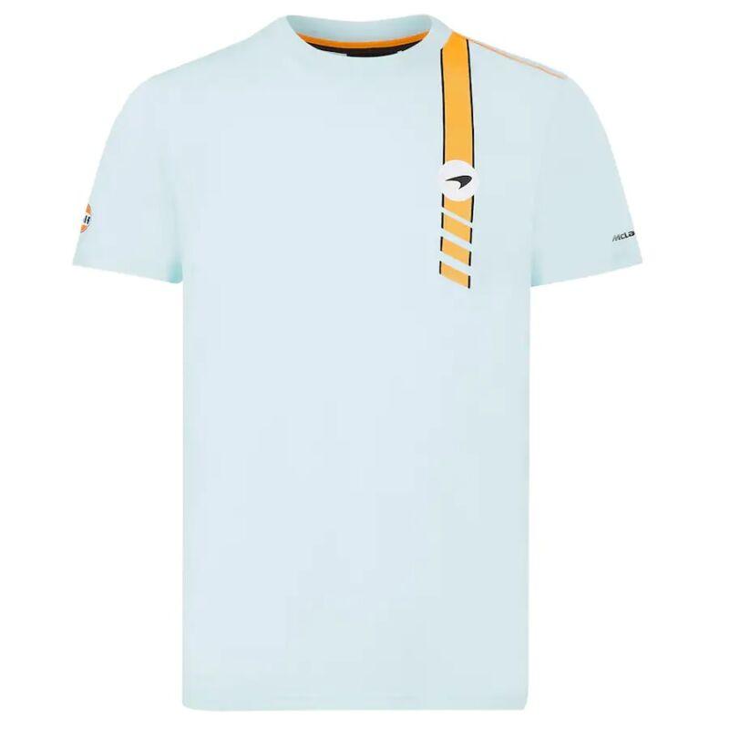 McLaren póló - Gulf Stripe Limited Edition