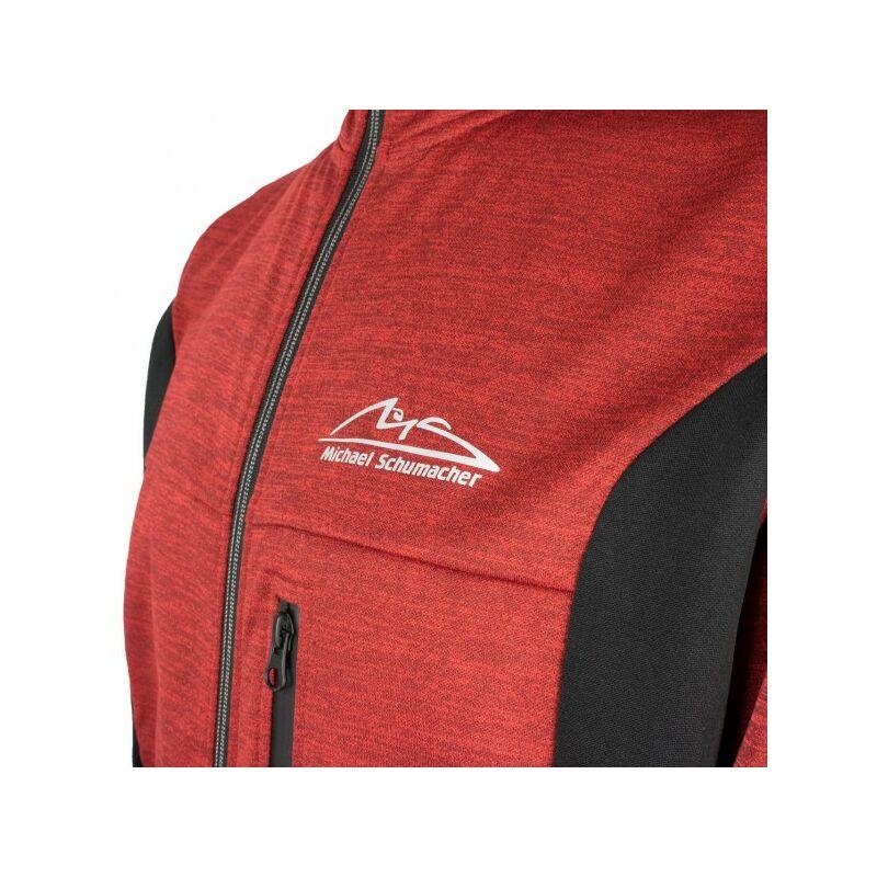 Schumacher softshell pulóver - Speedline