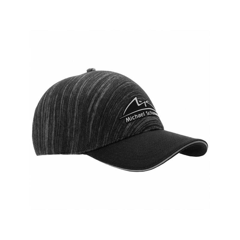 Schumacher sapka - Speedline fekete