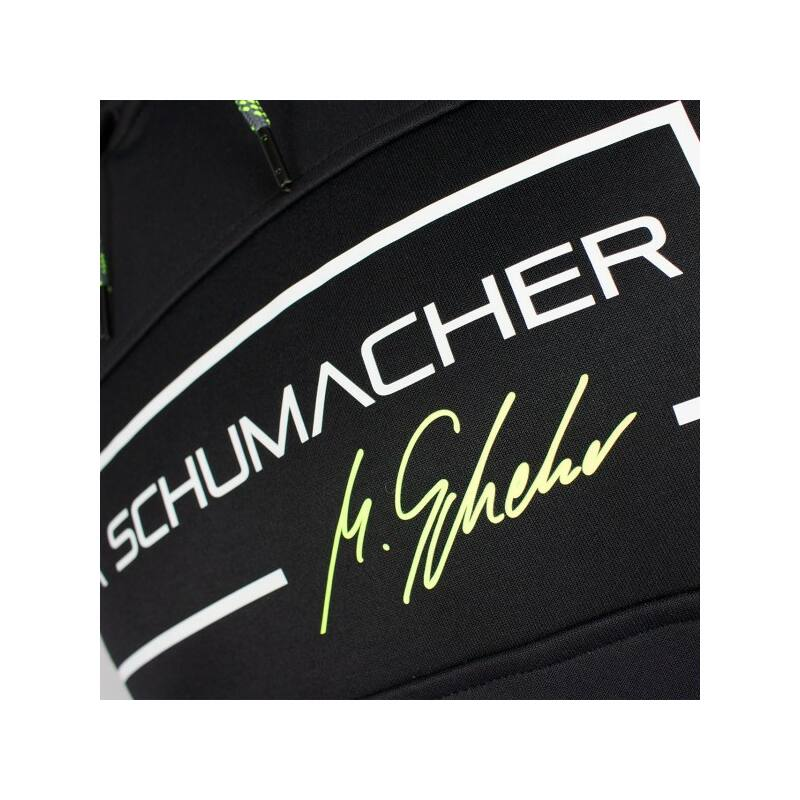 Mick Schumacher pulóver - Stripes