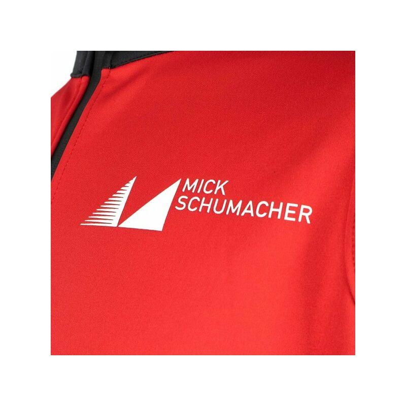Mick Schumacher sofshell pulóver - Logo