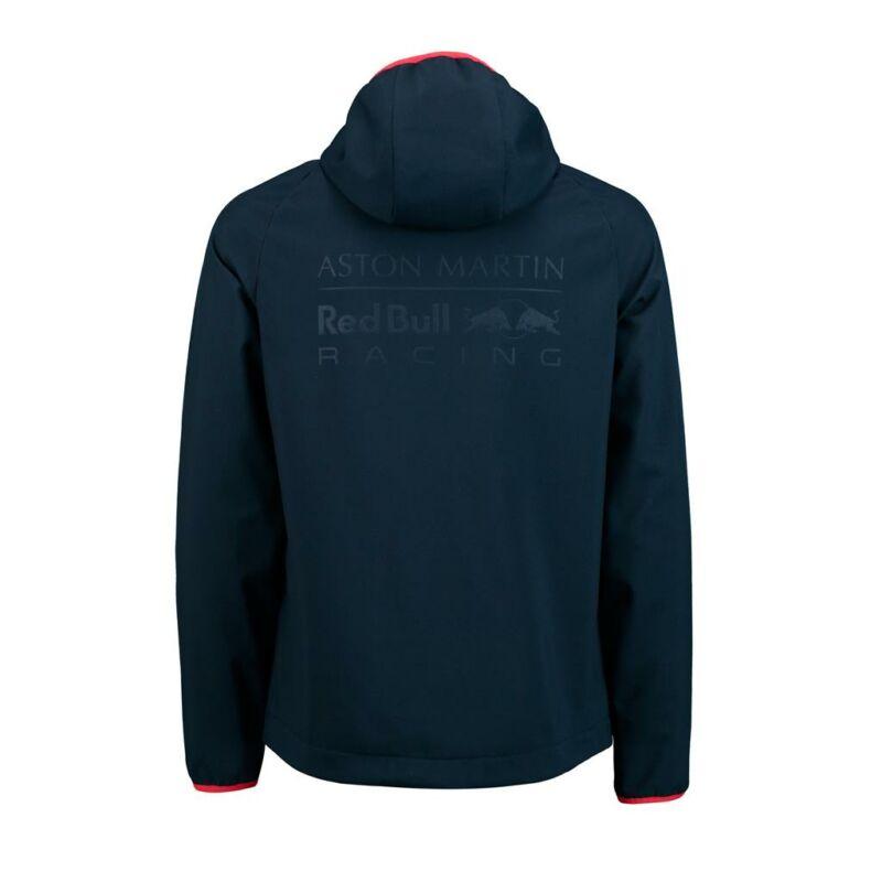 Red Bull Racing softshell pulóver - Team Logo Classic
