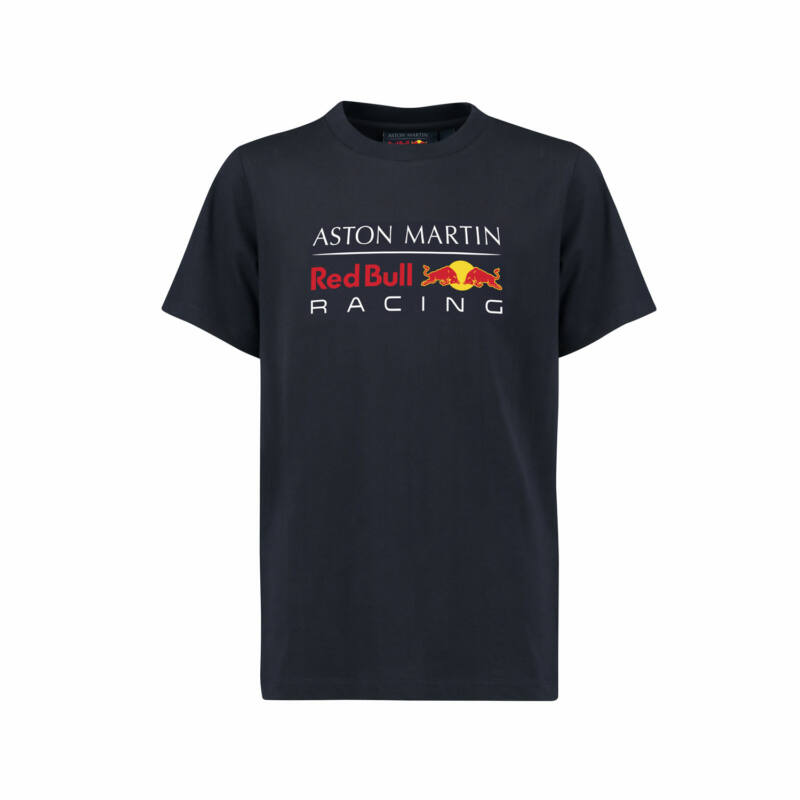 Red Bull Racing gyerek póló - Large Team Logo Classic