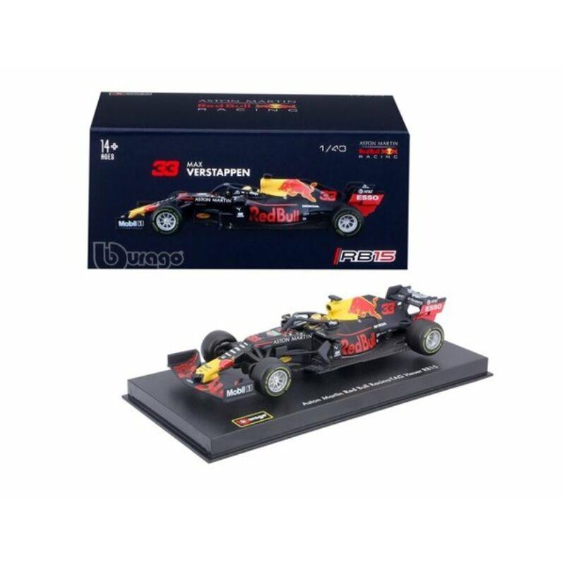Rec Bull RB15 - Max Verstappen