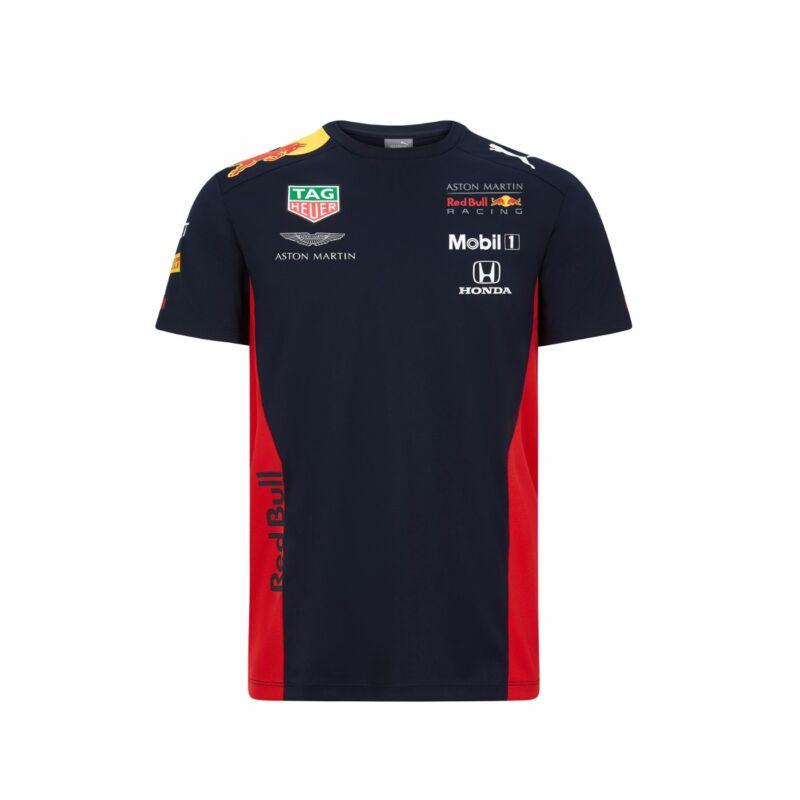 Red Bull Racing gyerek póló - Team Line