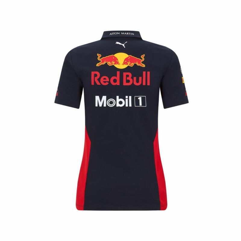 Red Bull Racing női galléros póló - Team Line