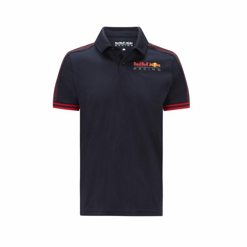 Red Bull Racing galléros póló - Team Logo Duocolor