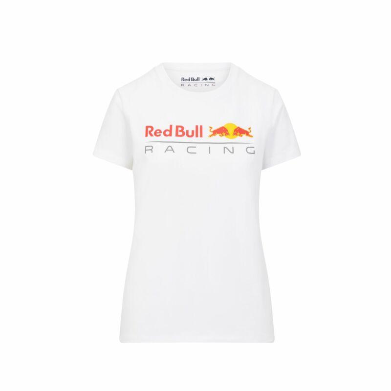 Red Bull Racing top - Large Team Logo fehér