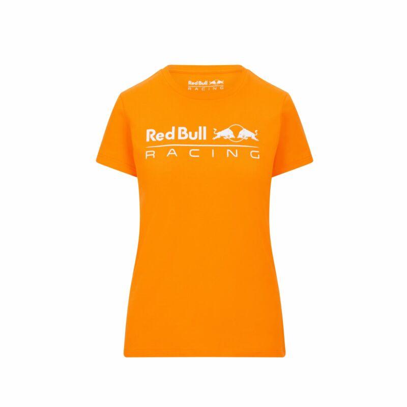 Red Bull Racing top - Large Team Logo narancssárga