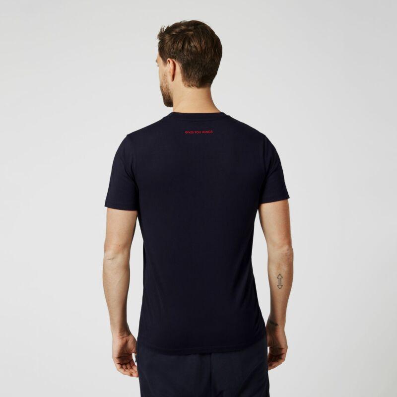 Red Bull Racing póló - Large Team Logo kék