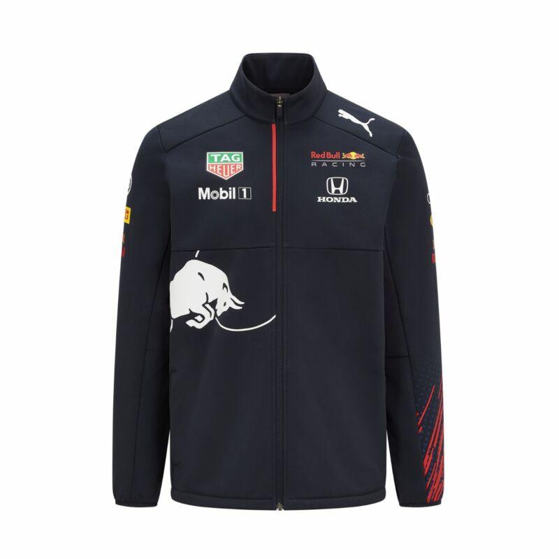 Red Bull Racing gyerek softshell pulóver - Team