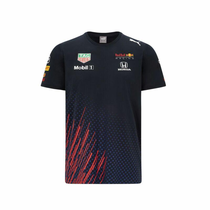 Red Bull Racing gyerek póló - Team