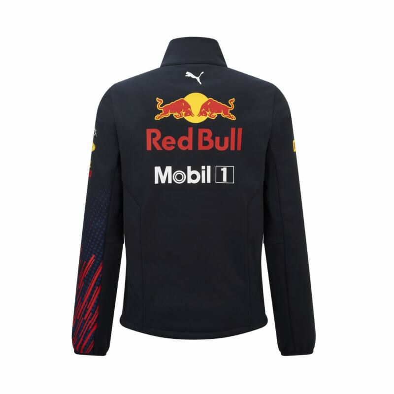 Red Bull Racing női softshell pulóver - Team