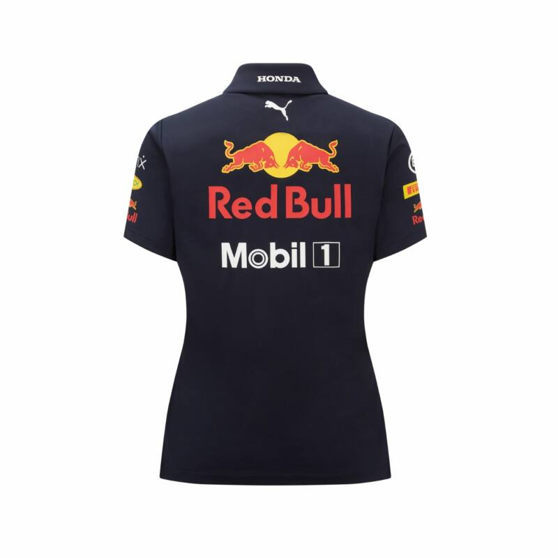 Red Bull Racing női galléros póló - Team
