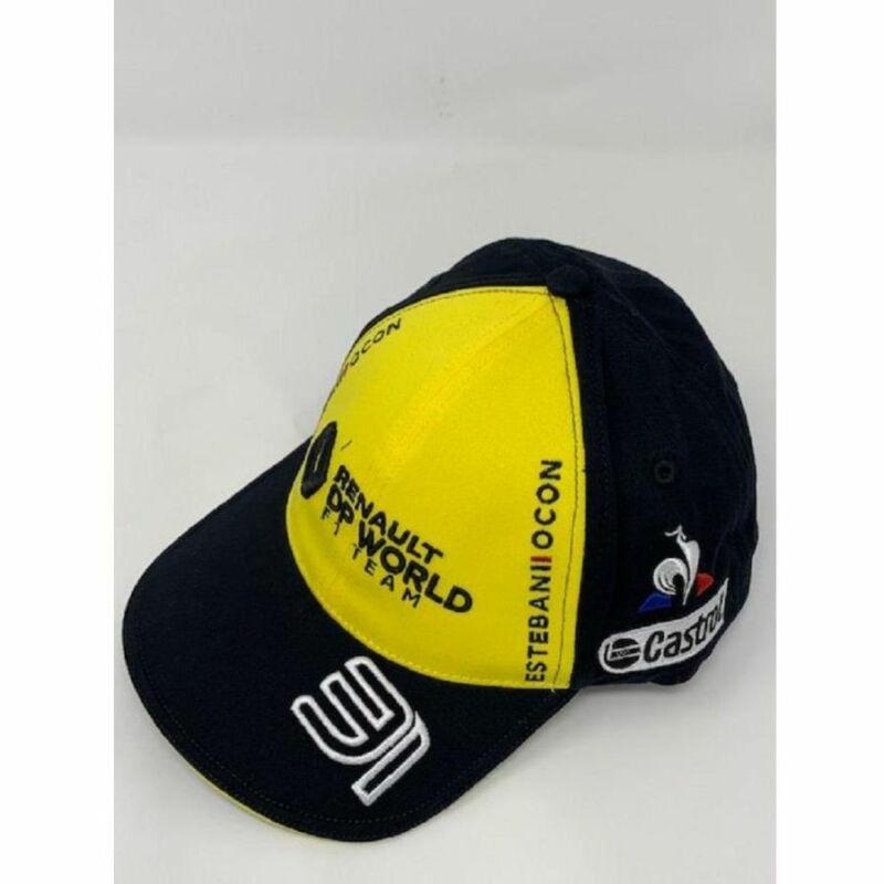 Renault F1 sapka - Driver Esteban Ocon