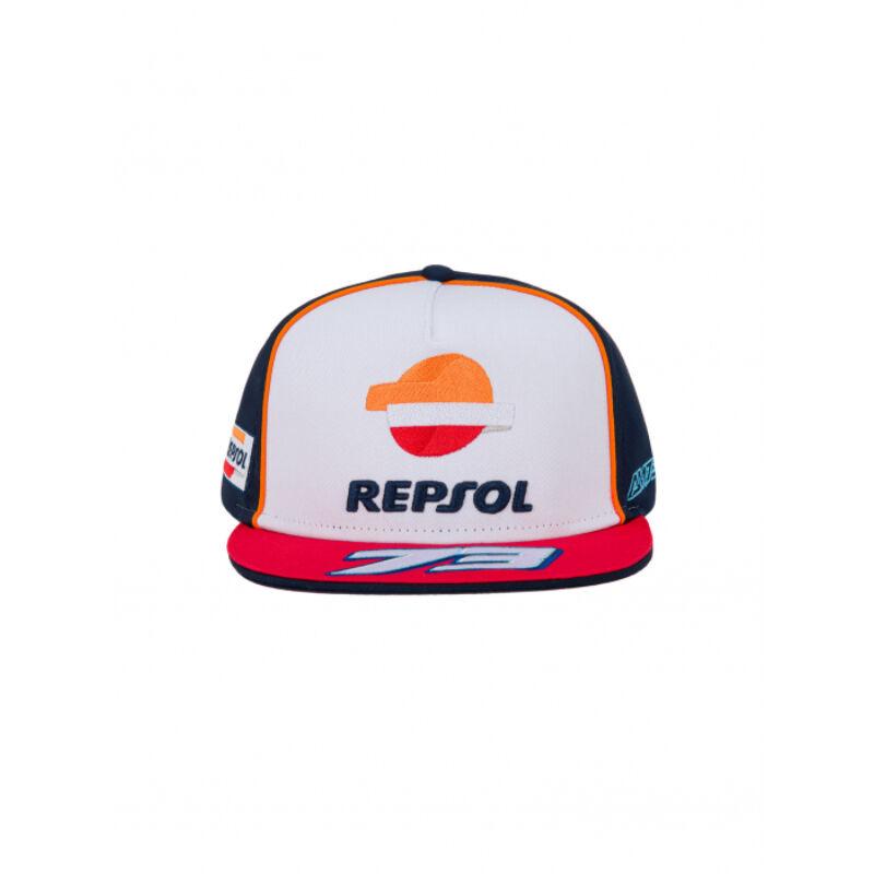 Repsol Honda sapka - 73 Flatbrim