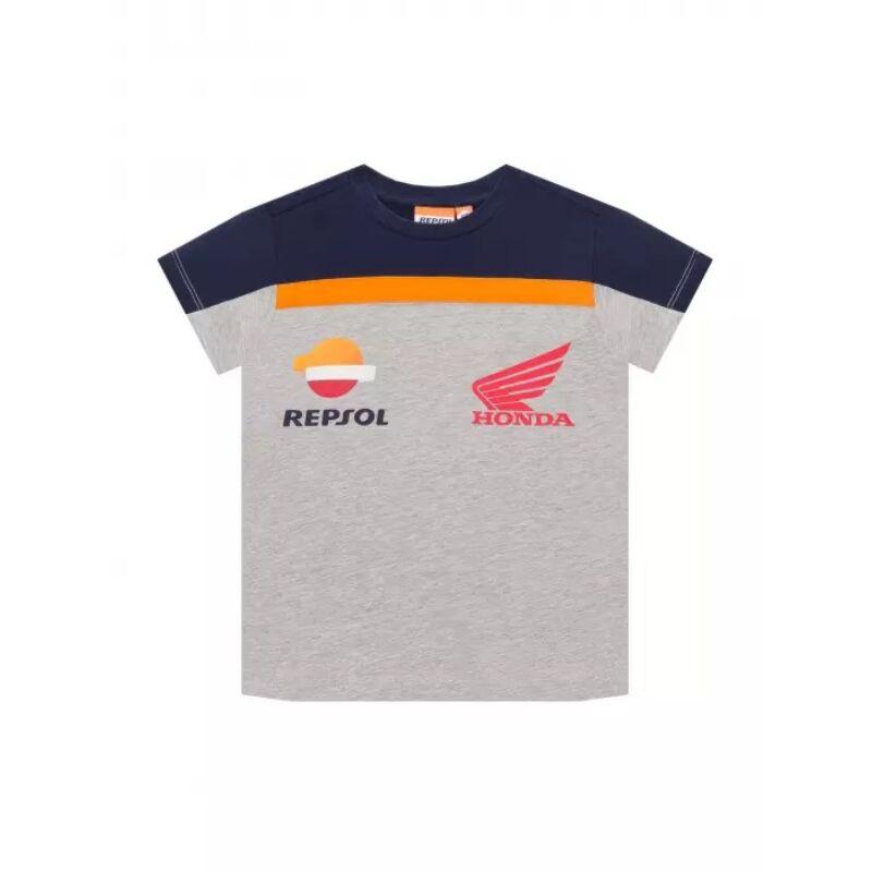 Repsol Honda gyerek póló - Orange Tape
