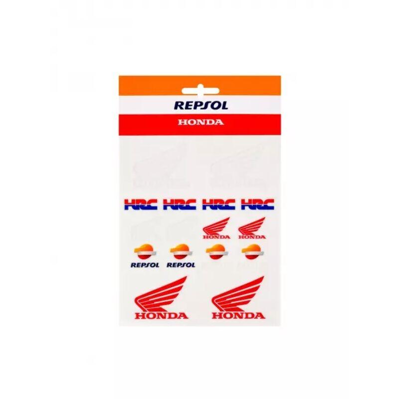Repsol Honda matrica szett - Repsol