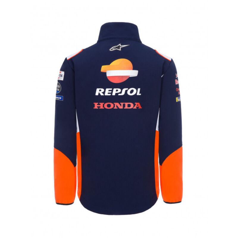 Repsol Honda softshell pulóver - Team