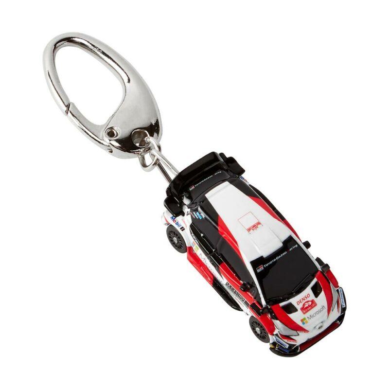 Toyota kulcstartó - WRC Car