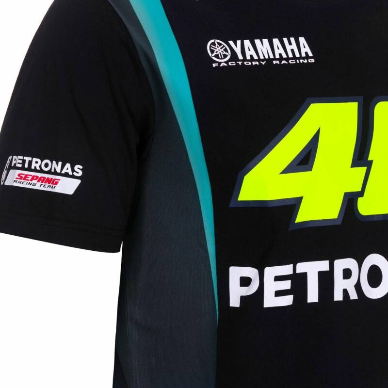 Rossi gyerek póló - Petronas Yamaha Dual
