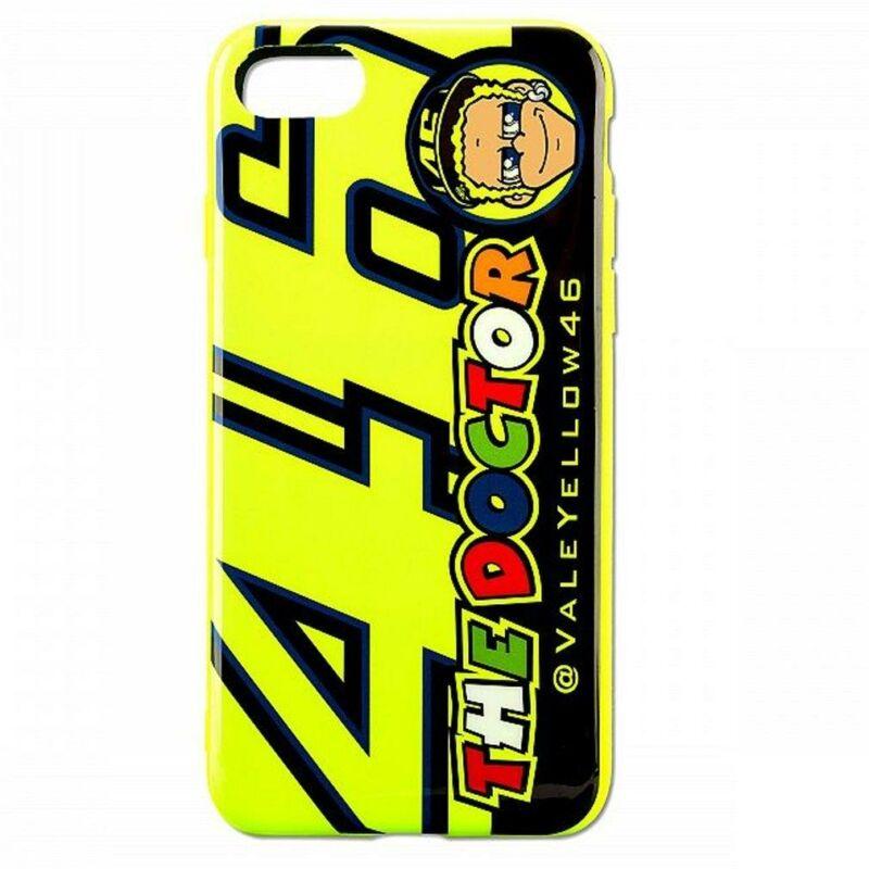 Rossi telefontok - Double Logo sárga