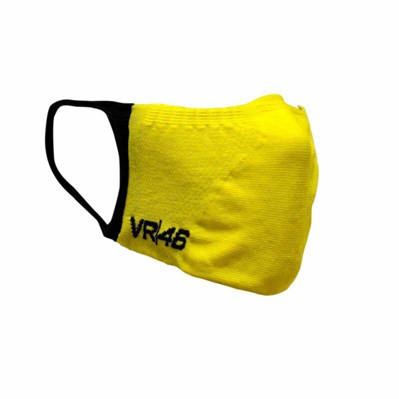 Rossi rajongói maszk - 46 sárga